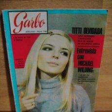 Coleccionismo de Revista Garbo: REVISTA GARBO Nº 783 - MARZO DE 1968 - MAHARISHI MAHESH YOGUI MAESTRO DE LOS BEATLES. Lote 51819756