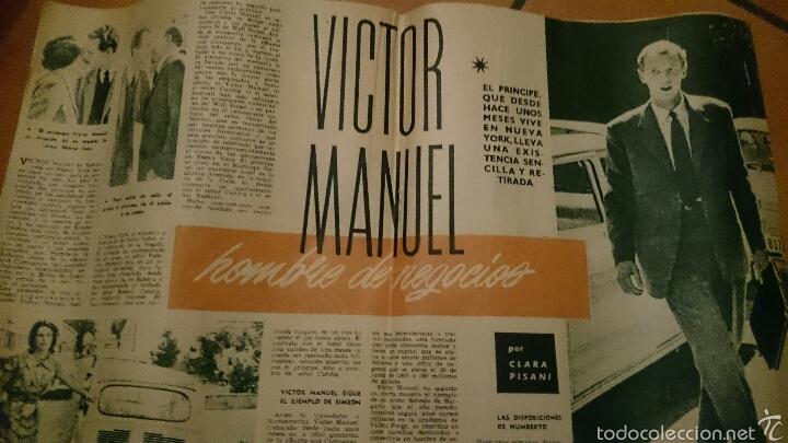 Coleccionismo de Revista Garbo: Gran lote de la revista Garbo, años 1958 , 59 y 60. Mas de 40 en total. - Foto 3 - 52619456