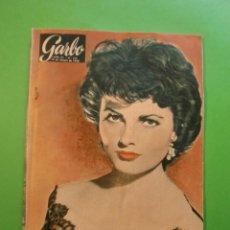 Coleccionismo de Revista Garbo: Nº 101 19/2/1955 URSULA THIESS - VUELTA AL MUNDO DEL SUBMARINO NAUTILUS - PERDICES DE SALAMANCA - . Lote 52734486