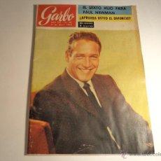 Coleccionismo de Revista Garbo: GARBO. Nº 633. ABRIL 1965. (M-1). Lote 53102789
