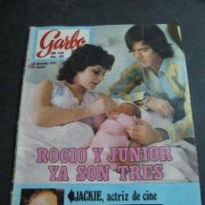 Coleccionismo de Revista Garbo: REVISTA GARBO. DICIEMBRE 1970. Nº 929. ROCIO DURCAL Y JUNIOR SON PADRES. MARIA OSTIZ. TOM JONES.. Lote 53111681