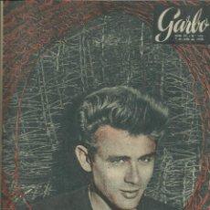 Coleccionismo de Revista Garbo: REVISTA GARBO. JULIO 1956. Nº 173. JAMES DEAN. HARRY S. TRUMAN. THEODOR HEUSS. Lote 53196543