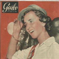 Coleccionismo de Revista Garbo: REVISTA GARBO. AGOSTO. 1954. Nº 75. REY ZOGÚ. BRUNO MERAZZI. SANTIAGO MORO ESCALONA. Lote 53197778
