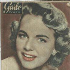 Coleccionismo de Revista Garbo: REVISTA GARBO. JULIO 1955. Nº 122.TERRY MOORE. REY BALDUINO. LILIANA DE BAELS. Lote 53197871