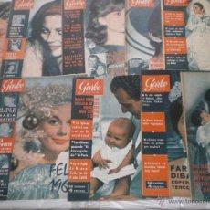 Coleccionismo de Revista Garbo: REVISTA GARBO, CONJUNTO DE 10 NUMEROS DE LOS AÑOS 60. Lote 53274509