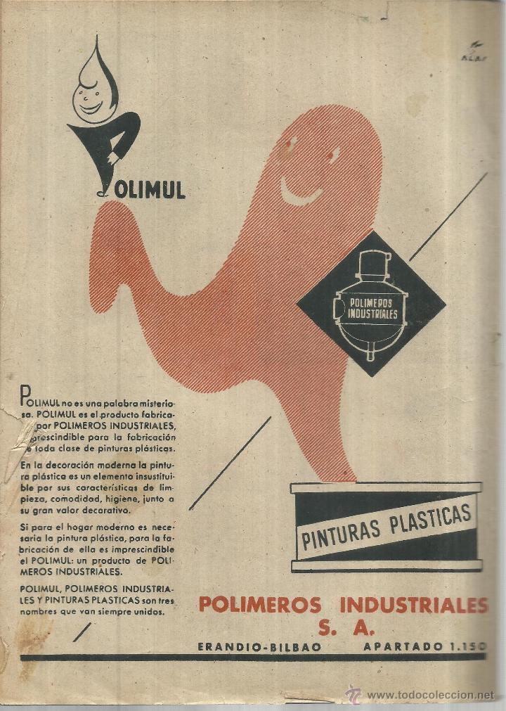 Coleccionismo de Revista Garbo: REVISTA GARBO. NOVIEMBRE. 1956. Nº 192. ROMY SCHNEIDER. ELSA MARTINELLI. JOAN PATIÑO - Foto 3 - 53368956