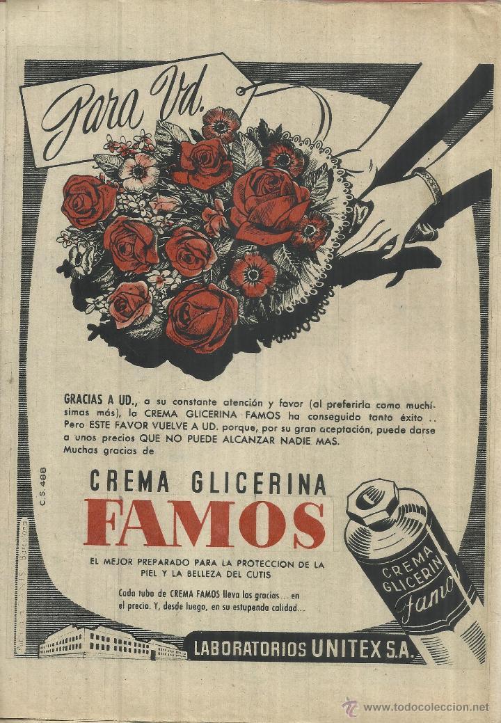Coleccionismo de Revista Garbo: REVISTA GARBO. DICIEMBRE. 1954. DEBBIE REYNOLDS. HAROLD RUSSEL. VICENTE ESCUDERO - Foto 3 - 53369001