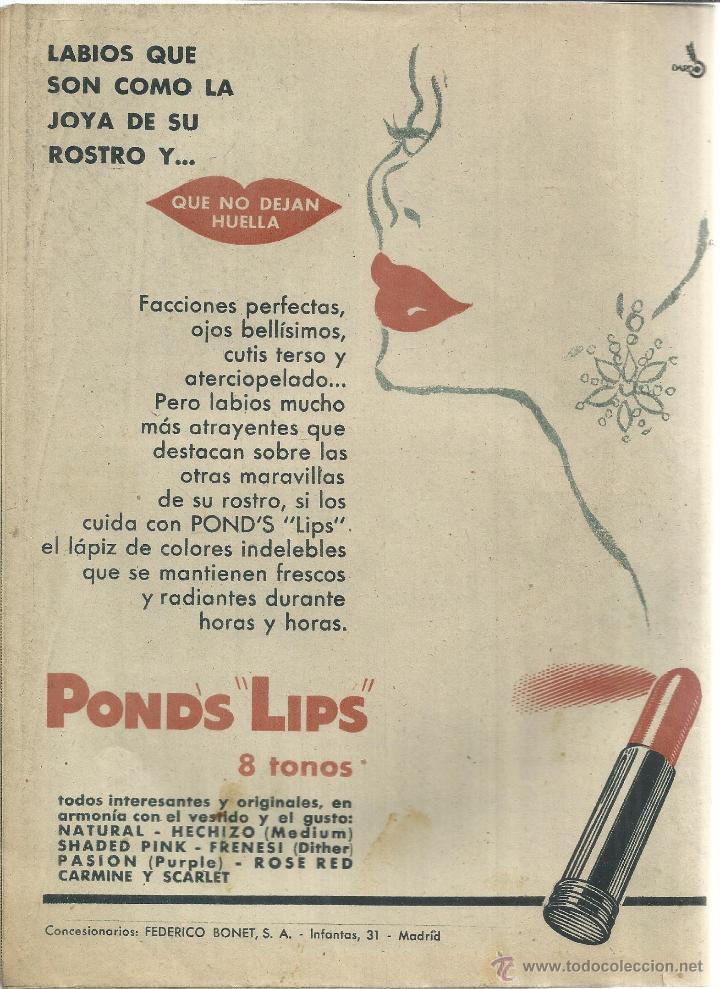 Coleccionismo de Revista Garbo: REVISTA GARBO. OCTUBRE. 1956. Nº 186. REY PABLO DE GRECIA. GAIL RUSSEL. NICANOR VILLALTA - Foto 3 - 53369981