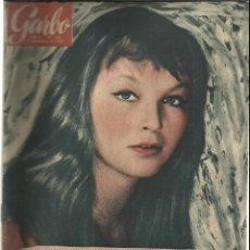 Coleccionismo de Revista Garbo: REVISTA GARBO. SEPTIEMBRE. 1957. Nº 135.MARINA VLADY. BARONESA QUYDANS. FRANCOISE SAGAN. . Lote 53371089