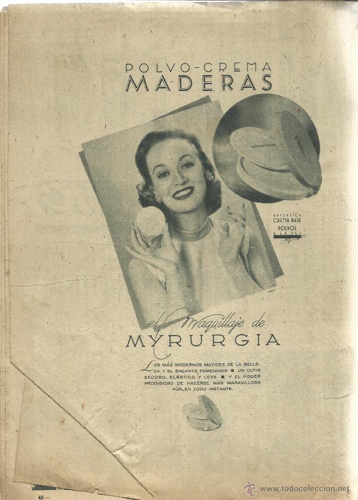 Coleccionismo de Revista Garbo: REVISTA GARBO. MAYO. 1958. Nº 268. PRÍNCIPE RAINERO. GRACE KELLY. ALBERTO DE MÓNACO - Foto 3 - 53371183