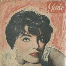 Coleccionismo de Revista Garbo: REVISTA GARBO. FEBRERO. 1958. Nº 257. JOAN COLLINS. RAINERO DE MÓNACO. FRANCISCO J. DE HABSBURGO. Lote 53371216