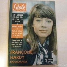 Coleccionismo de Revista Garbo: LOTE DE 5 REVISTAS GARBO EN PERFECTO ESTADO DE CONSERVACIÓN. Lote 58352018