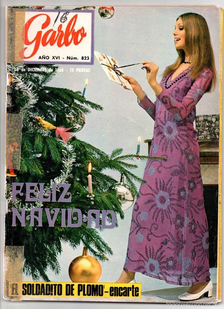 REVISTA GARBO Nº 823 - 14-12-1968 - GUILLERMO ALEJANDRO, PAOLA DE LIEJA, PACO MORÁN, FABIOLA (Coleccionismo - Revistas y Periódicos Modernos (a partir de 1.940) - Revista Garbo)
