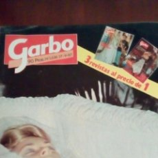 Coleccionismo de Revista Garbo: REVISTA GARBO N'1536 AÑO 1982 GRACE KELLY TODAS FOTOS DEL ÚLTIMO ADIÓS.. Lote 61166649