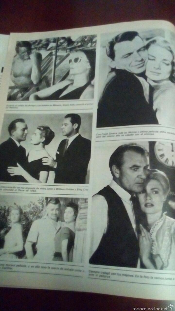 Coleccionismo de Revista Garbo: Revista Garbo n'1536 año 1982 Grace Kelly todas fotos del último adiós. - Foto 6 - 61166649