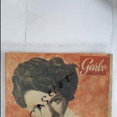 Coleccionismo de Revista Garbo: ANTIGUA REVISTA - GARBO - AÑO II - 6 DE FEBRERO DE 1954 - Nº 47 -. Lote 62194776
