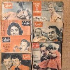 Coleccionismo de Revista Garbo: LOTE 7 REVISTA GARBO AÑO 1955. 1956. Lote 67404169