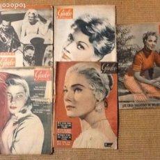 Coleccionismo de Revista Garbo: LOTE 5 REVISTA GARBO 1956 . Lote 67404473