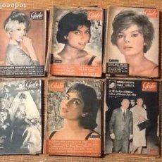Coleccionismo de Revista Garbo: LOTE 37 REVISTA GARBO AÑO 1959. Lote 67405541