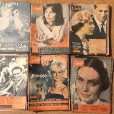 Coleccionismo de Revista Garbo: LOTE 49 REVISTA GARBO AÑO 1960. Lote 67405745