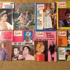 Coleccionismo de Revista Garbo: LOTE 23 REVISTA GARBO 1965 A 1973 . Lote 67406185