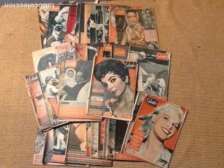 LOTE 43 REVISTA GARBO AÑO 1958 (Coleccionismo - Revistas y Periódicos Modernos (a partir de 1.940) - Revista Garbo)