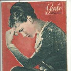 Coleccionismo de Revista Garbo: GARBO 30 DE OCTUBRE DE 1954 AÑO II Nº 85. Lote 78896853