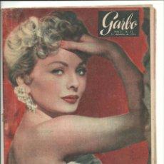 Coleccionismo de Revista Garbo: GARBO 11 DE DICIEMBRE DE 1954 AÑO II Nº 91. Lote 78897225