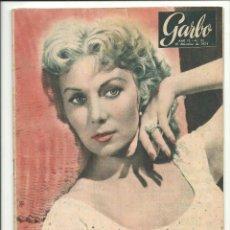 Coleccionismo de Revista Garbo: GARBO 18 DE DICIEMBRE DE 1954 AÑO II Nº 92. Lote 78897353