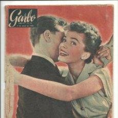 Coleccionismo de Revista Garbo: GARBO 8 DE ENERO DE 1955 AÑO III Nº 95. Lote 78897601