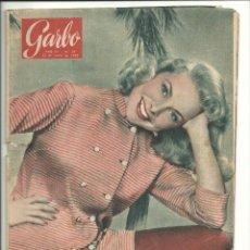 Coleccionismo de Revista Garbo: GARBO 22 DE ENERO DE 1955 AÑO III Nº 97. Lote 78897801