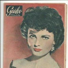 Coleccionismo de Revista Garbo: GARBO 19 DE FEBRERO DE 1955 AÑO III Nº 101. Lote 78898029