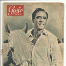 Coleccionismo de Revista Garbo: GARBO 26 DE FEBRERO DE 1955 AÑO III Nº 102. Lote 78898297