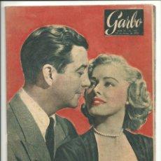 Coleccionismo de Revista Garbo: GARBO 19 DE MARZO DE 1955 AÑO III Nº 105. Lote 78898749