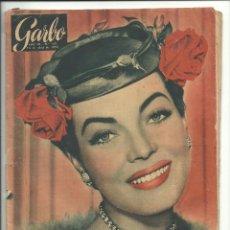 Coleccionismo de Revista Garbo: GARBO 16 DE ABRIL DE 1955 AÑO III Nº 109. Lote 78899109
