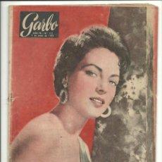 Coleccionismo de Revista Garbo: GARBO 7 DE MAYO DE 1955 AÑO III Nº 112. Lote 78899181