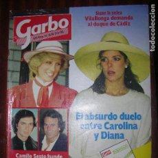 Coleccionismo de Revista Garbo: REF(1) REVISTA GARBO Nº 1.676 AÑO 1985 ( NEUS SOLDEVILA: CUANDO VI LA PELÍCULA ME SENTÍ MUY HERIDA). Lote 85608912