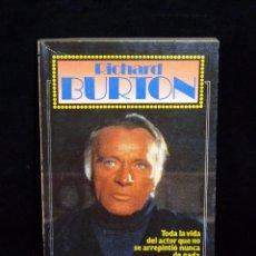 Coleccionismo de Revista Garbo: RICHARD BURTON. JUAN SOTO VIÑOLO. Nº 1 COLECCIÓN GRANDES VIDAS GARBO, 1984. Lote 86196980