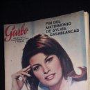Coleccionismo de Revista Garbo: REVISTA GARBO - SYLVIA CASABLANCAS - Nº 676 - AÑO 1966 - TDKR8. Lote 86318124