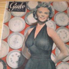 Coleccionismo de Revista Garbo: REVISTA GARBO Nº 106, 26 MARZO 1955. Lote 89551816