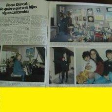 Coleccionismo de Revista Garbo: REVISTA GARBO 1983 ROCÍO DÚRCAL. Lote 90874020