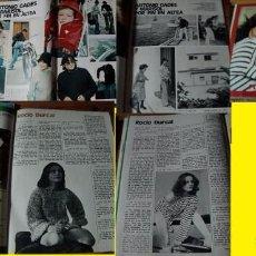 Coleccionismo de Revista Garbo: REVISTA GARBO 1975 ROCÍO DÚRCAL MARISOL. Lote 90939785