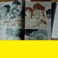Coleccionismo de Revista Garbo: REVISTA GARBO 1970 ROCÍO DÚRCAL. Lote 90939845
