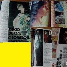 Coleccionismo de Revista Garbo: REVISTA GARBO 1973 ROCÍO DÚRCAL. Lote 90939920