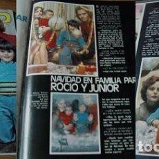 Coleccionismo de Revista Garbo: REVISTA GARBO 1974 ROCÍO DÚRCAL. Lote 90940115