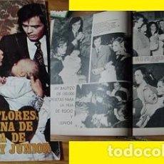 Coleccionismo de Revista Garbo: REVISTA GARBO 1971 ROCÍO DÚRCAL. Lote 90940325