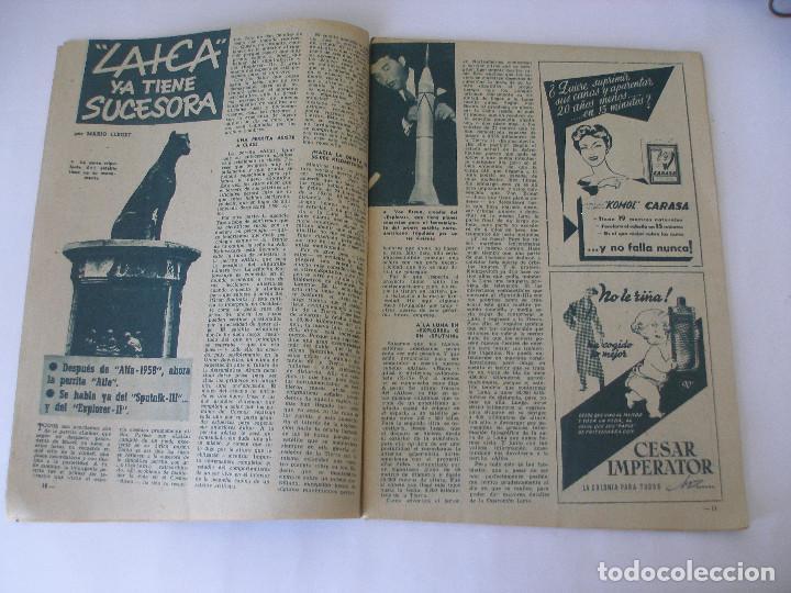Coleccionismo de Revista Garbo: Revista Garbo nº 259 Elizabeth Taylor marzo de 1958 - Foto 5 - 93094120