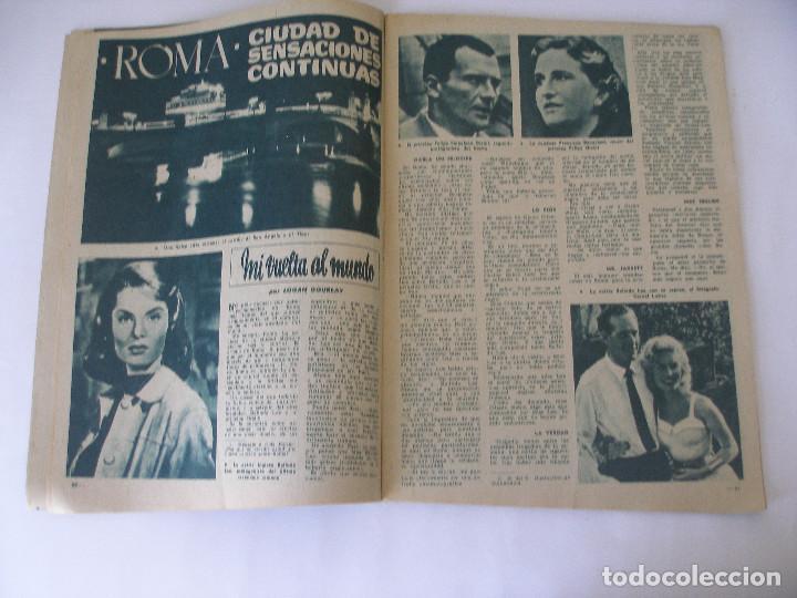 Coleccionismo de Revista Garbo: Revista Garbo nº 259 Elizabeth Taylor marzo de 1958 - Foto 7 - 93094120