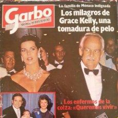 Coleccionismo de Revista Garbo: REVISTA GARBO, AÑO 1983, NÚMERO 1593. MARISOL. Lote 93719400