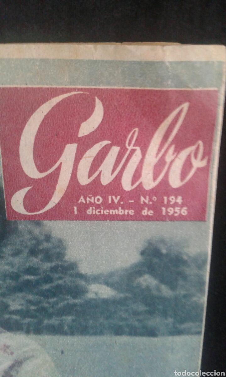 Coleccionismo de Revista Garbo: Revista Garbo 1956 núm. 194 - Foto 2 - 94446850